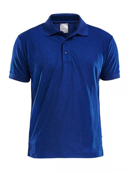 CRAFT Polo Shirt Pique Classic M Deep Melange