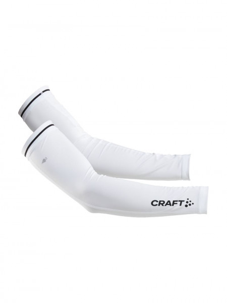 CRAFT Progress Compression Sleeve White